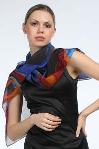 Luxurious Silk Scarf